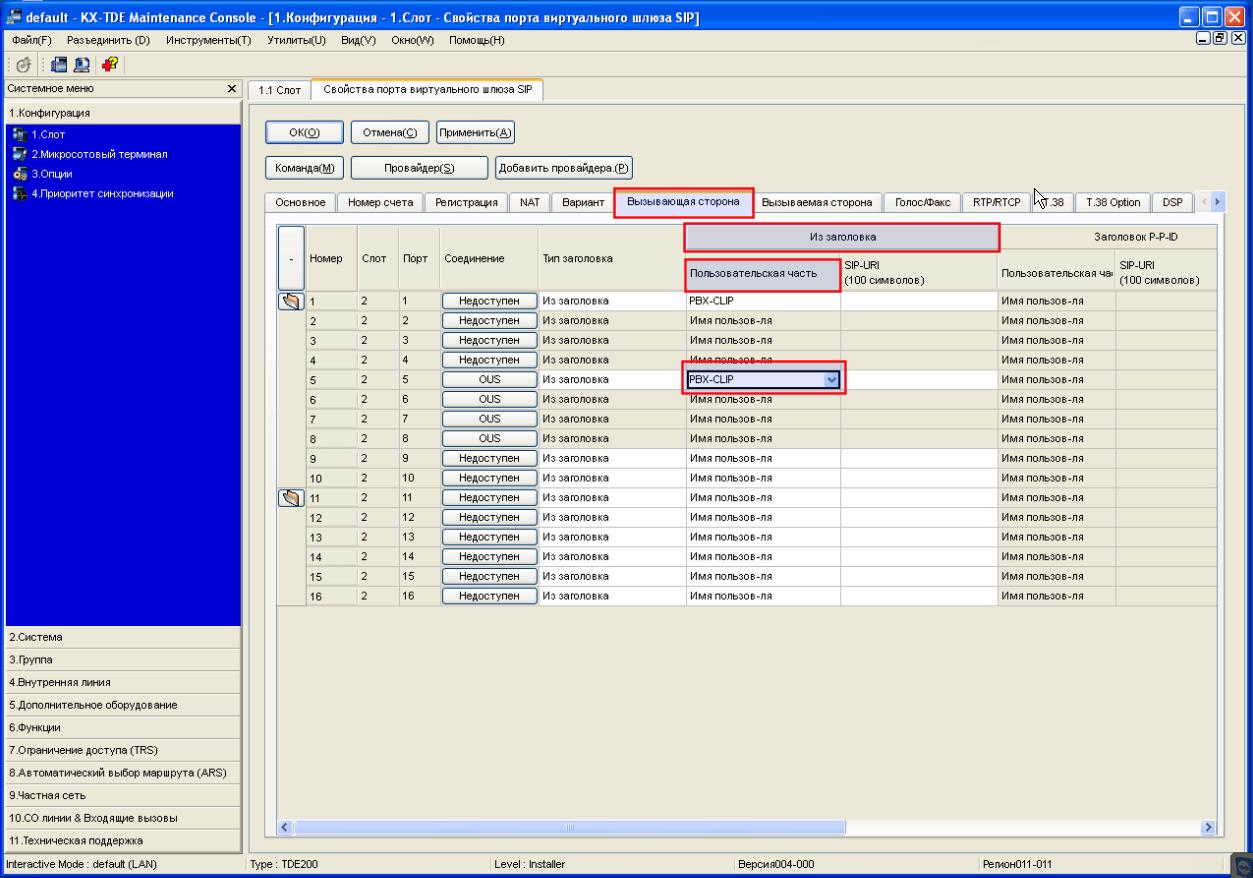 Интеграция АТС Panasonic TDE200 с Asterisk по протоколу SIP