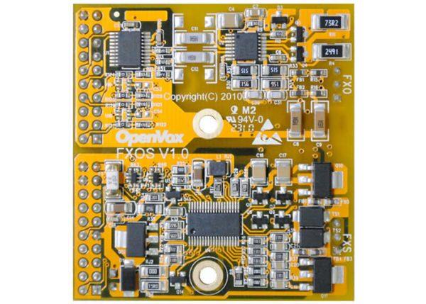 OpenVox FXOS200