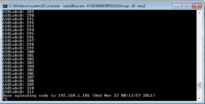 Cisco ATA 186 sip upgrade