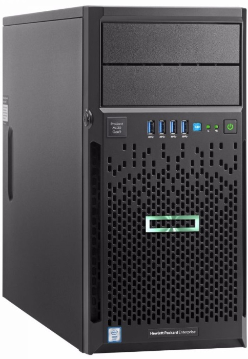 Сервер HP ProLiant ML30 Gen9 E3-1230v6 Hot Plug Tower(4U)