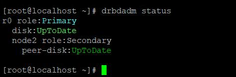 Статус после синхронизации данных