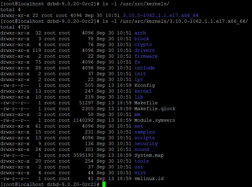 Инструкции ядра для сборки новых модулей.