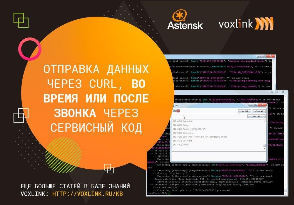 Данные через curl через сервисный код