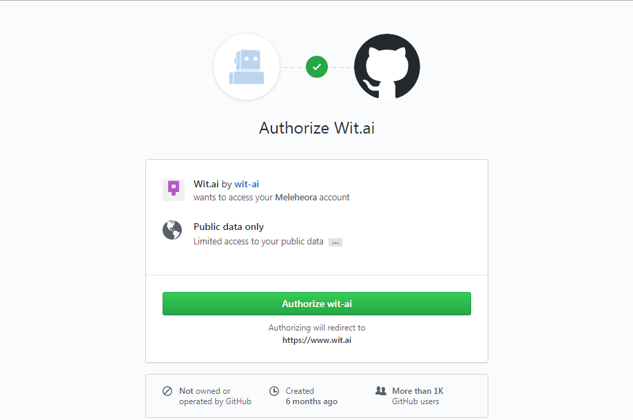 Авторизация в GitHub