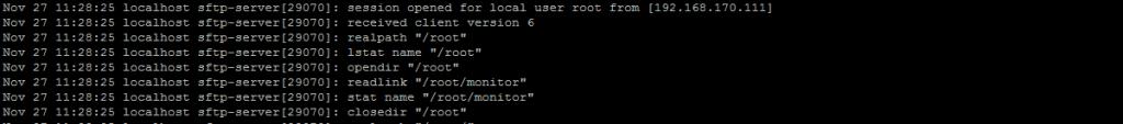 Подключение к серверу