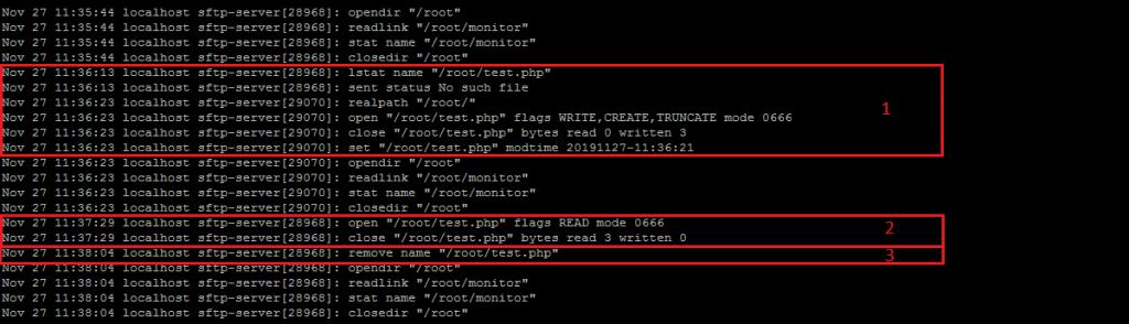 Создание, редактирование, и удаление файлов