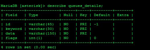 Describe queues_details