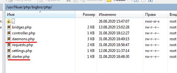Серверная часть - VoxLink
