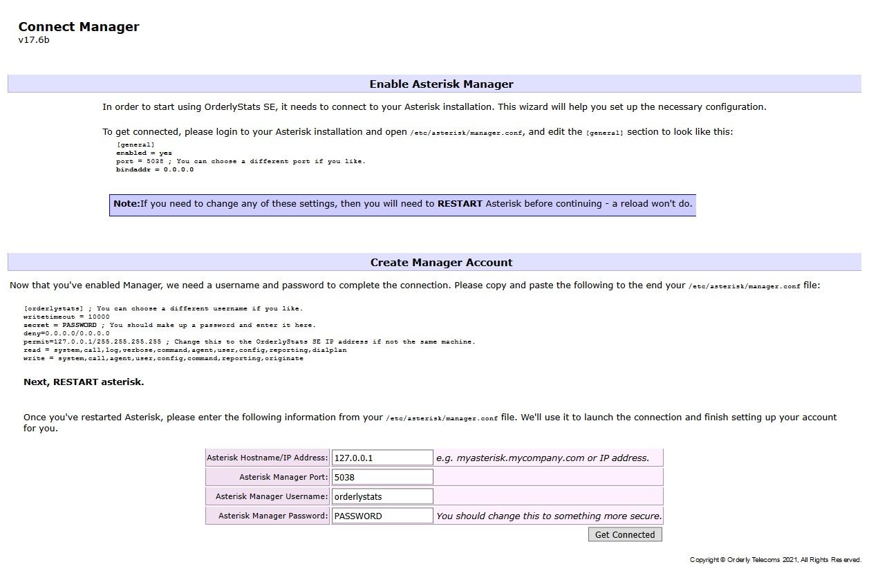 Указание AMI пользователя в OrderlyStats